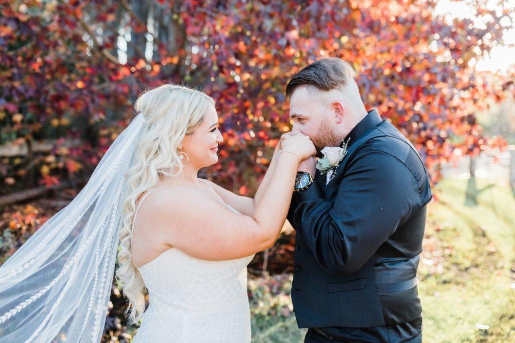 McSeveney Wedding